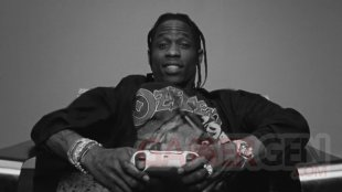 Travis Scott PlayStation PS5 partenariat collaboration
