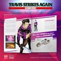 Travis Strikes Again No More Heroes collector 02 18 12 2018