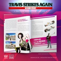 Travis Strikes Again No More Heroes collector 03 18 12 2018