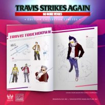 Travis Strikes Again No More Heroes collector 05 18 12 2018