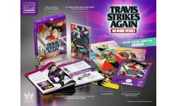 Travis Strikes Again No More Heroes collector 17 12 2018