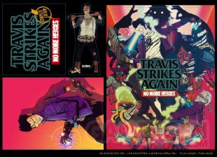 Travis Strikes Again No More Heroes Complete Edition bonus