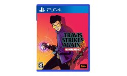 Travis Strikes Again No More Heroes Complete Edition cover