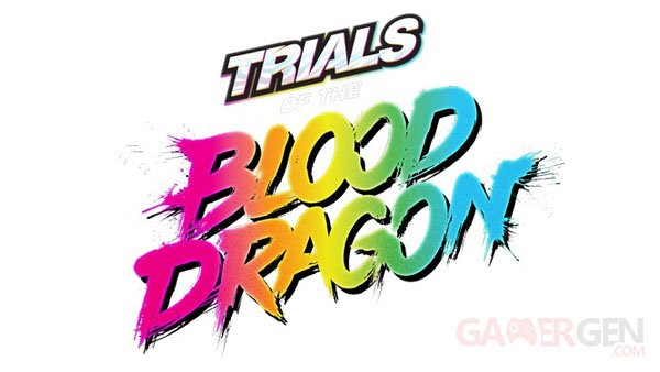Trials of the Blood Dragon logo