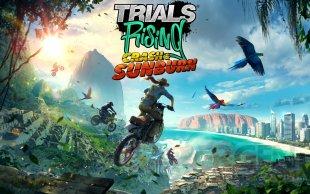 Trials Rising DLC Crash & Sunburn 06 02 2019
