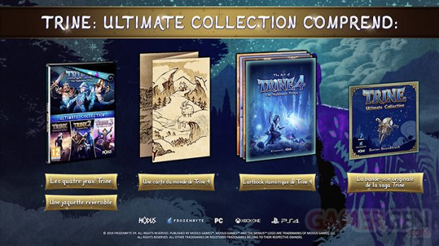Trine Ultimate Collection Complete Promo Image FRA 720