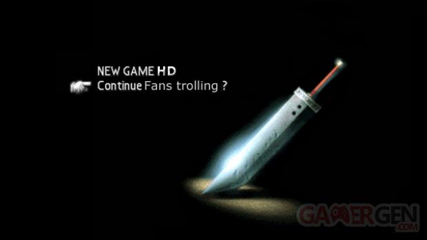 Troll Final Fantasy VII 1