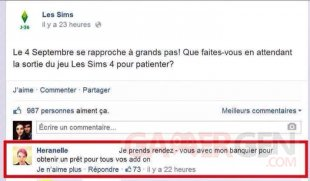 Troll Les Sims 4