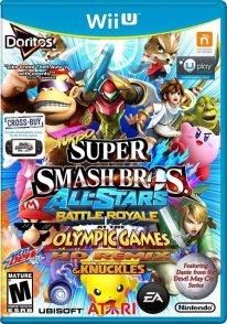 Troll Super Smash Bros.