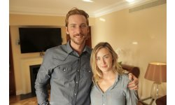 Troy Baker Ashley Johnson