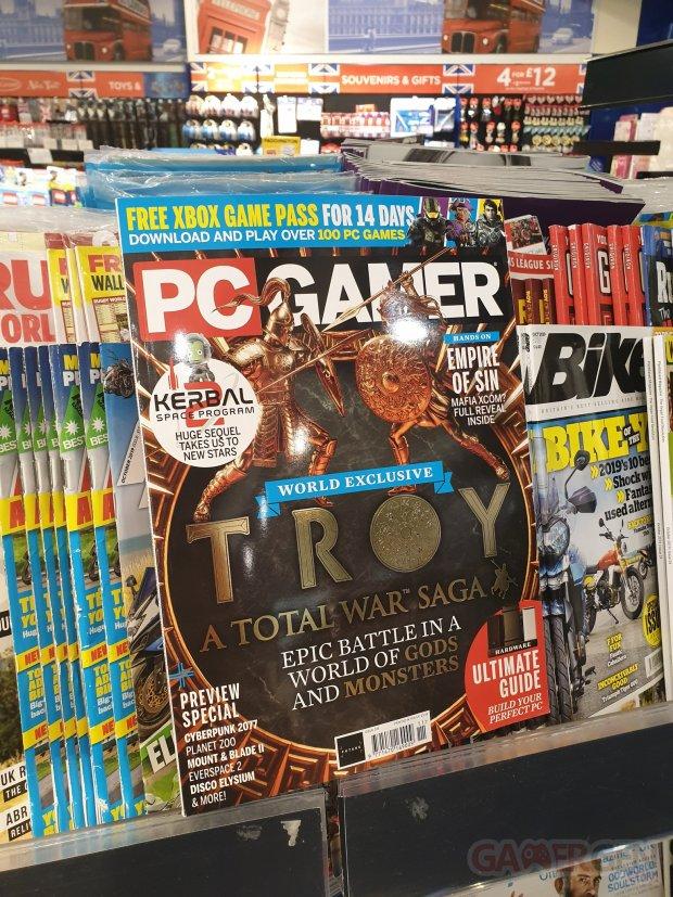 Troy Total War Saga PC Gamer