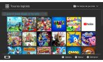 tuto nintendo switch classer jeux et applications
