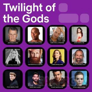 Twilight of the Gods 10 06 2021 casting Zack Snyder