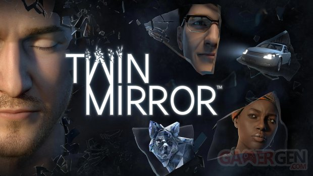 Twin Mirror key art