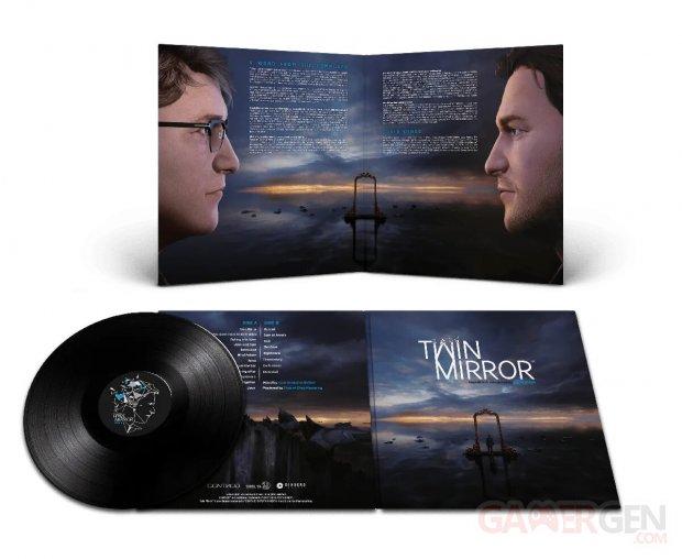 Twin Mirror Vinyle bande son originale