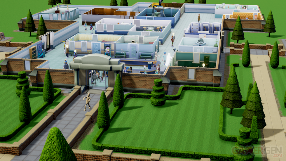 Two Point Hospital Annonce (2)