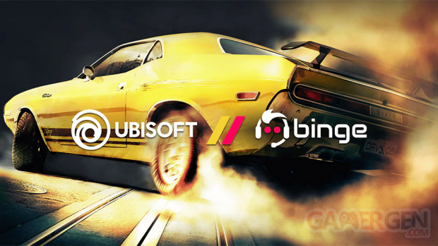 Ubisoft Driver Binge