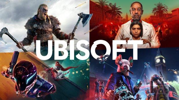 Ubisoft Forward Artwork