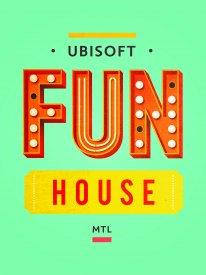 Ubisoft Fun House logo