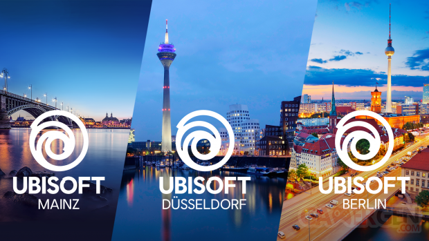 Ubisoft German Studios City Keyart