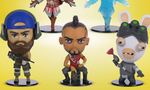 ubisoft heroes nouvelle gamme figurines chibi personnages cultes