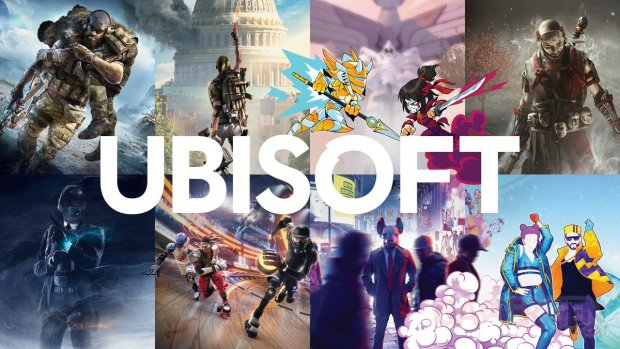 Ubisoft line up jeux logo 2019 2020 head banner