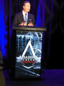 ubisoft quebec assassin creed syndicate conference presse annonce photos launch party   08