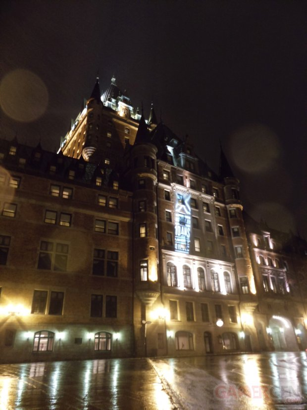 ubisoft quebec assassin creed victory syndicate building edifice bureau office party launch annonce chateau 01