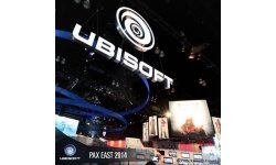 Ubisoft stand booth pax east 2014