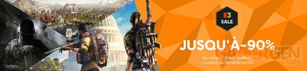 Ubisoft Store E3 2019 CatBan View all FR