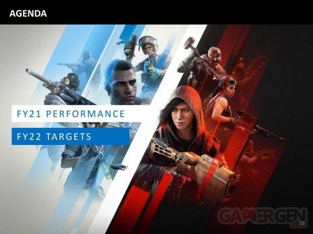 Ubisoft targets fy22 11 05 2021