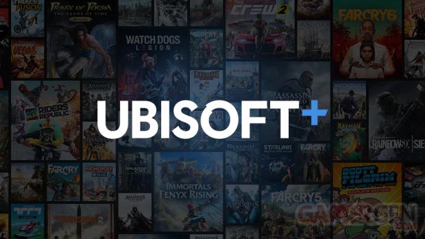 Ubisoft+ UPLAY Plus logo 2020 rebrand