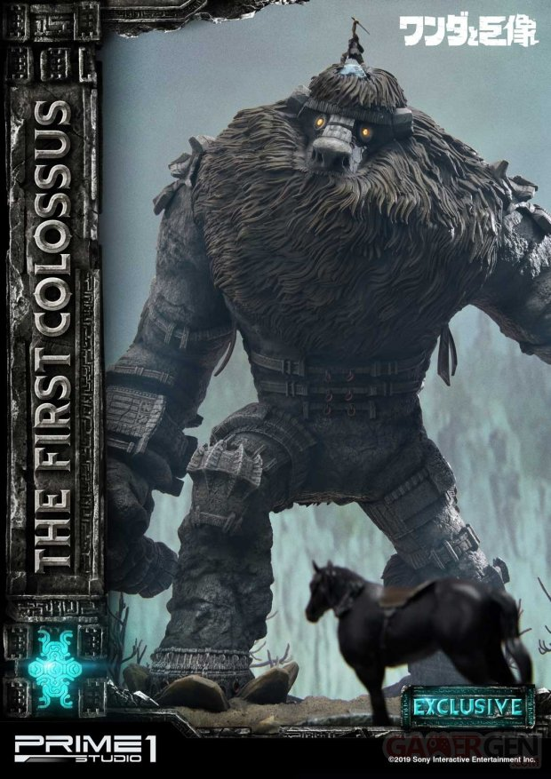 Ultimate Diorama Masterline Shadow of the Colossus The First Colossus EX Version Valus Prime 1 Studio (18)