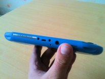 Unboxing deballage photo PSVita Aqua Blue (1)
