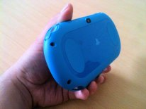 Unboxing deballage photo PSVita Aqua Blue (4)