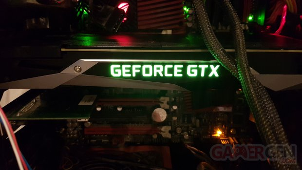 UNBOXING EVGA GTX 1080 founders edition   0063