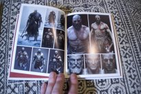 UNBOXING GamerGen Clint008 God of War Limited Edition Steelbook Artwork Figurine Kratos Totaku (10)