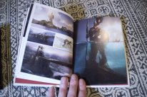 UNBOXING GamerGen Clint008 God of War Limited Edition Steelbook Artwork Figurine Kratos Totaku (11)