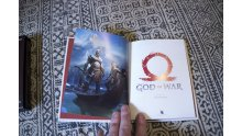 UNBOXING GamerGen Clint008 God of War Limited Edition Steelbook Artwork Figurine Kratos Totaku (13)