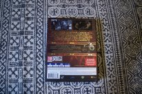 UNBOXING GamerGen Clint008 God of War Limited Edition Steelbook Artwork Figurine Kratos Totaku (4)