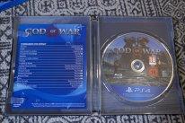 UNBOXING GamerGen Clint008 God of War Limited Edition Steelbook Artwork Figurine Kratos Totaku (8)