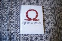UNBOXING GamerGen Clint008 God of War Limited Edition Steelbook Artwork Figurine Kratos Totaku (9)