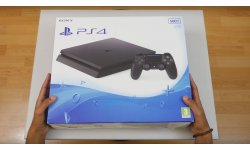 Unboxing PS4 Slim PlayStation image