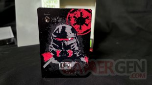 Unboxing Seagate Game Drive for Xbox Star Wars Fallen Order 2To 007