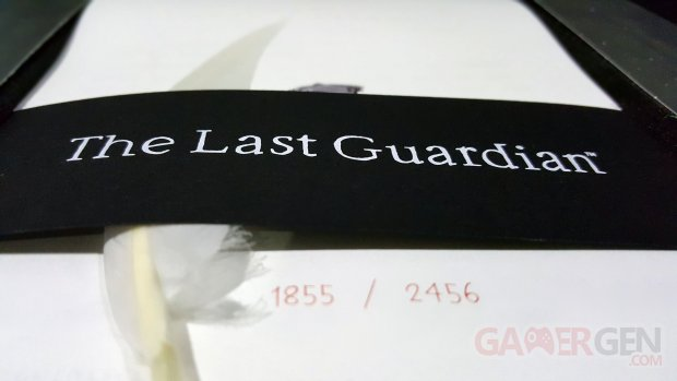 Unboxing The Last Guardian 24