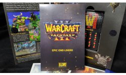 Unboxing Warcraft III Reforged Kit Presse 008