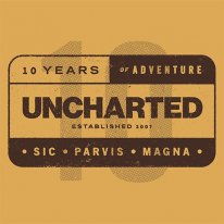 Uncharted 10 ans 18 11 2017 logo