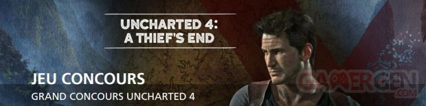 Uncharted 4 A Thief's End concours ps4 collector (2)