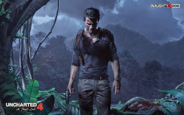 uncharted 4 naughty dog playstation experience Druckmann TGA Tease wallpaper fond ecran hd 1080p