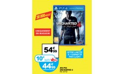 Uncharted 4 Offre Hypergames